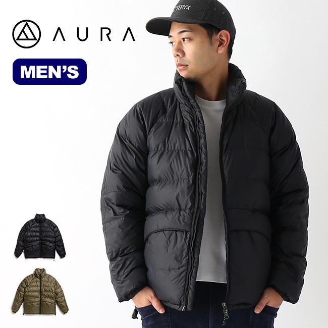 オーラ アイスジャケット AURA ICE Jacket メンズ ダウンジャケット ダウン ジャケット アウター <2019 秋冬>