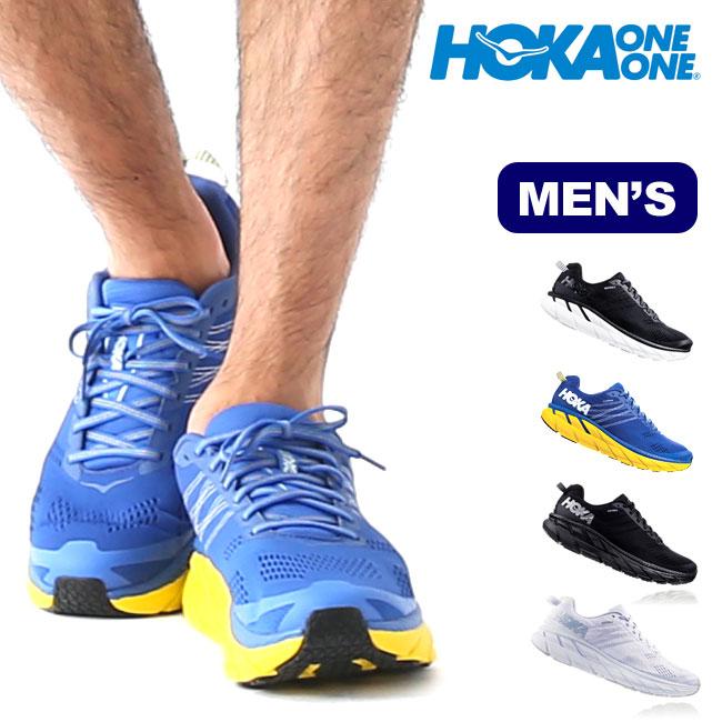 ホカオネオネ クリフトン6 メンズ HOKA ONE ONE CLIFTON 6 靴 スニーカー トレッキングシューズ 1102872 アウトドア <2019 秋冬>