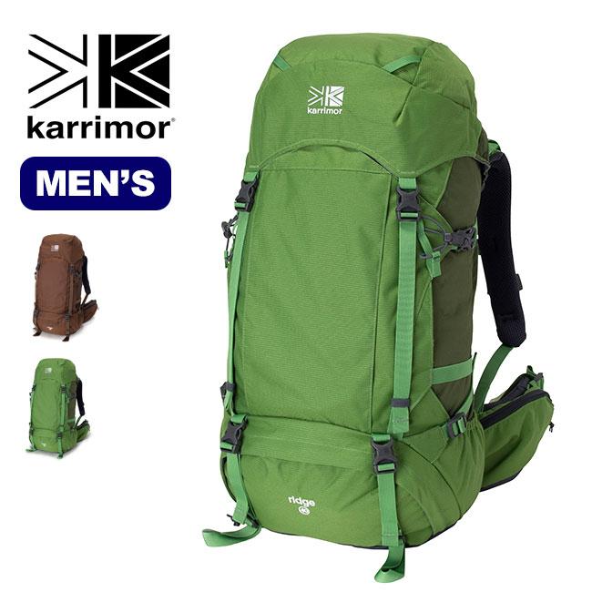 カリマー リッジ 40 ミディアム karrimor ridge 40 medium リュック バックパック ザック sp19fw