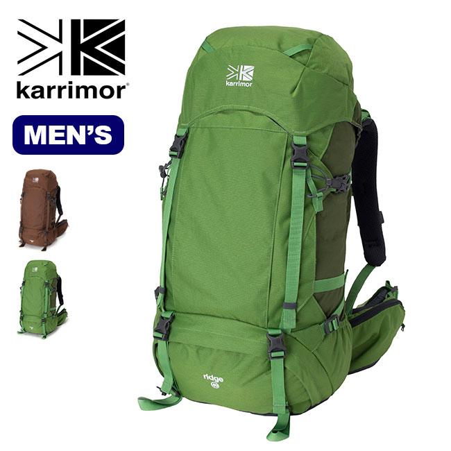 カリマー リッジ 40 ラージ karrimor ridge 40 large バックパック ザック リュック メンズ アウトドア sp19fw