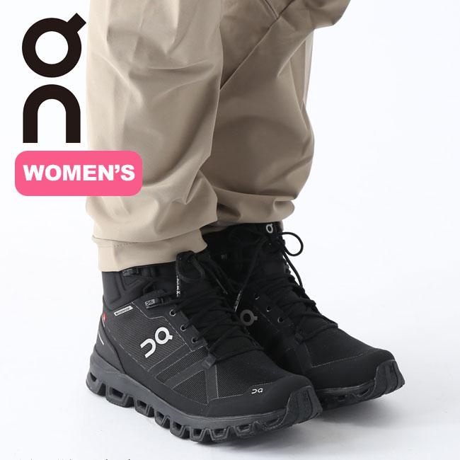 オン クラウドロック ウォータープルーフ【ウィメンズ】On Cloudrock Waterproof 靴 スニーカー ハイキングブーツ タウンユース レディース アウトドア <2019 秋冬>