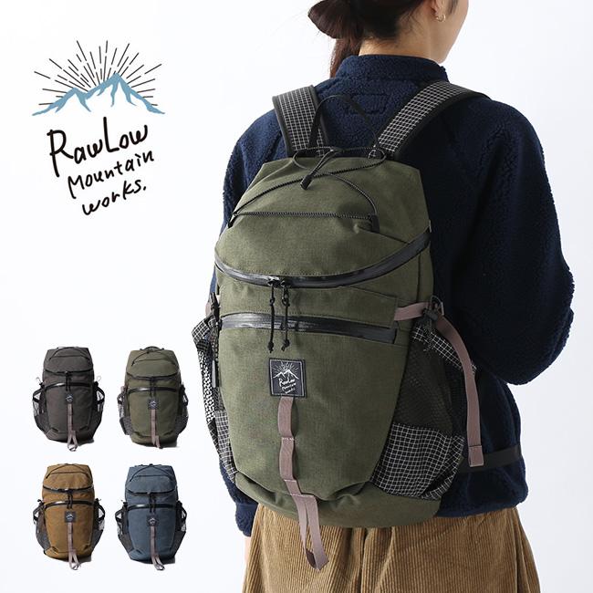 ロウロウマウンテンワークス ビートル RawLow Mountain Works Beetle リュック バッグ デイパック アウトドア <2019 秋冬>