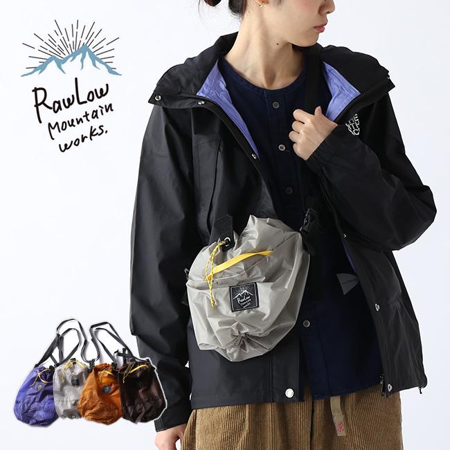ロウロウマウンテンワークス チャビーサック RawLow Mountain Works Chubby Sack バッグ ショルダー スタッフサック ポーチ <2019 秋冬>