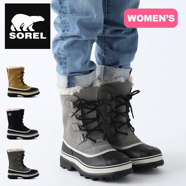 ソレル カリブー【ウィメンズ】SOREL Caribou レディース ブーツ アウトドア 靴 NL1005 <2019 秋冬>