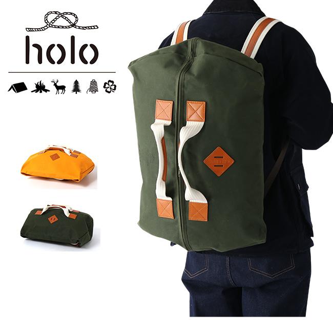 ホロ ダッフルバックパック holo Duffle Backpack バックパック ボストンバッグ アウトドア <2019 秋冬>