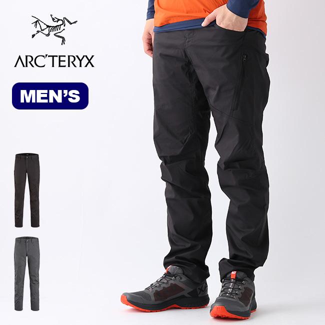 アークテリクス ストウパンツ ARCTERYX STOWE PANT メンズ ロングパンツ パンツ ボトムス カーゴパンツ アウトドア <2020 春夏>