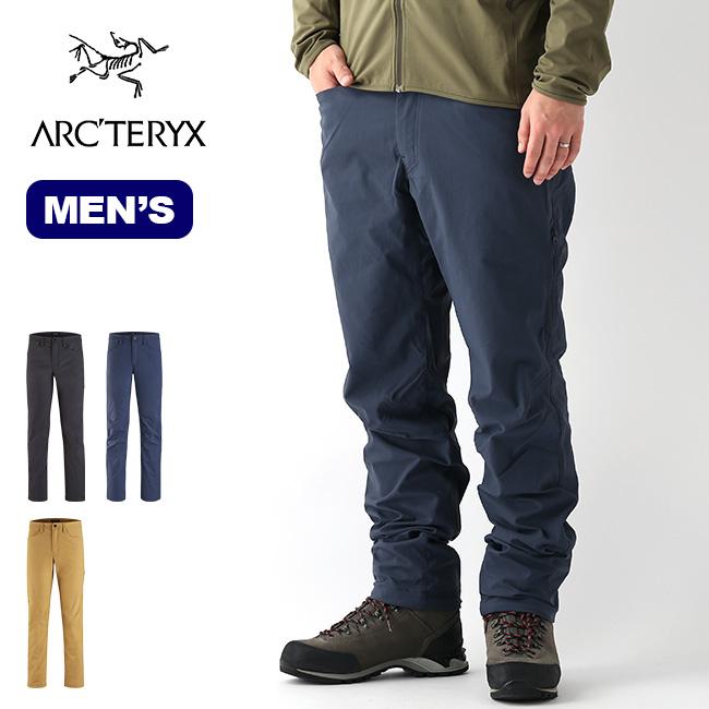 アークテリクス ラセットパンツ ARCTERYX RUSSET PANT メンズ ロングパンツ パンツ ボトムス 長ズボン クライミングパンツ クライミング アウトドア <2020 春夏>