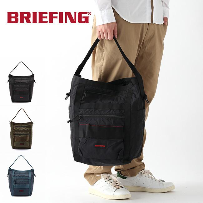 ブリーフィング バケットMW BRIEFING UCKET MW BRA201T16 トートバッグ トート バッグ バケット アウトドア <2020 春夏>