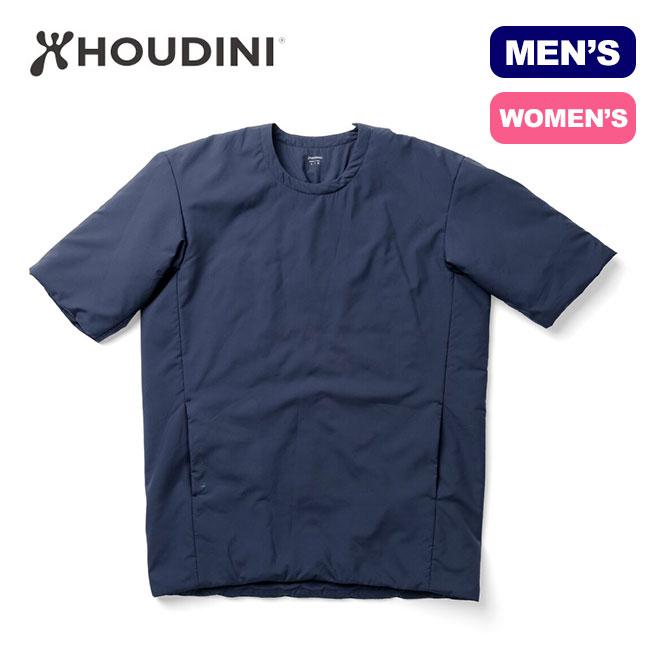 フーディニ オールウェザーTee HOUDINI All Weather Tee メンズ レディース 608614 Tシャツ 半袖 インサレーション アウトドア sp19ss