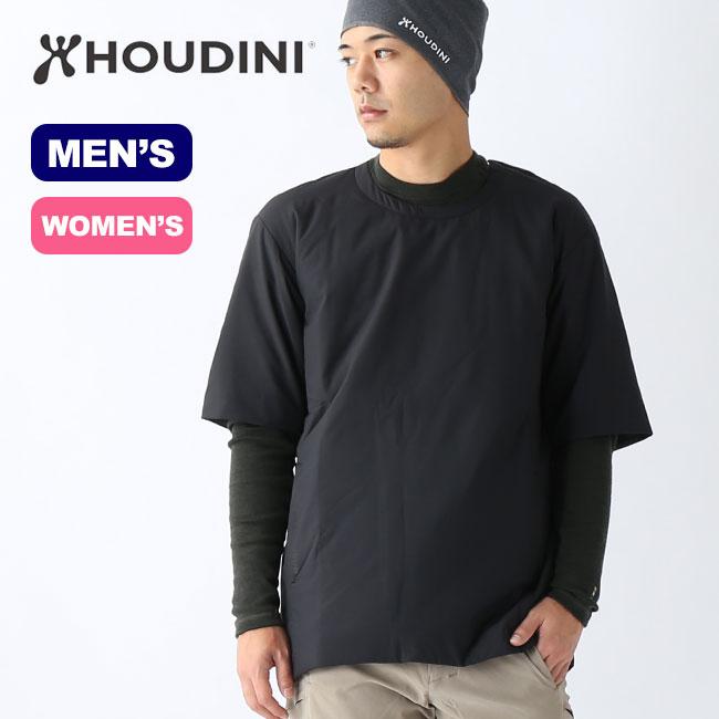 【キャッシュレス 5%還元対象】 フーディニ オールウェザーTee HOUDINI All Weather Tee メンズ 608614 Tシャツ 半袖 インサレーション <2019 秋冬>