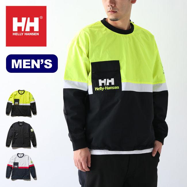 ヘリーハンセン フォーミュラーウィンドクルー HELLY HANSEN Formula Wind Crew HH12032 トップス プルオーバー クルー カットソー アウトドア <2020 春夏>