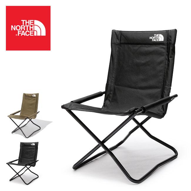 ノースフェイス TNFキャンプチェアー THE NORTH FACE TNF CAMP CHAIR NN31705 チェア イス 椅子 折りたたみ キャンプ アウトドア <2020 春夏>