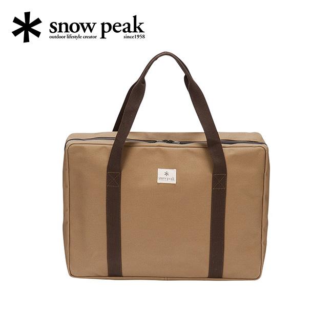スノーピーク ツーバーナー収納ケース snow peak Two Burner Stove Storage Case GS-220B キャリーバッグ ギガパワーツーバーナー アウトドア キャンプ バーベキュー BBQ スタンダード <2020 春夏>