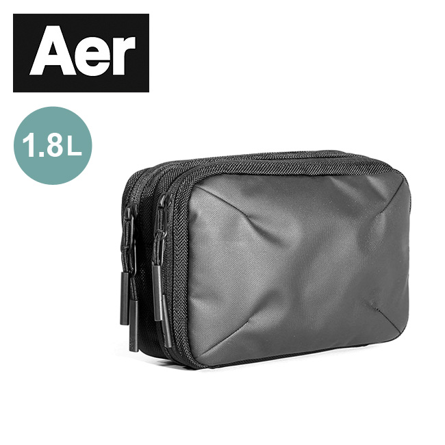 2021 春夏 エアー ケーブルキット Aer Cable Kit2 ポーチ PCアクセサリー 爆安 小物入れ 日本最大級の品揃え 正規品 オーガナイザー アウトドア キャンプ フェス バッグ