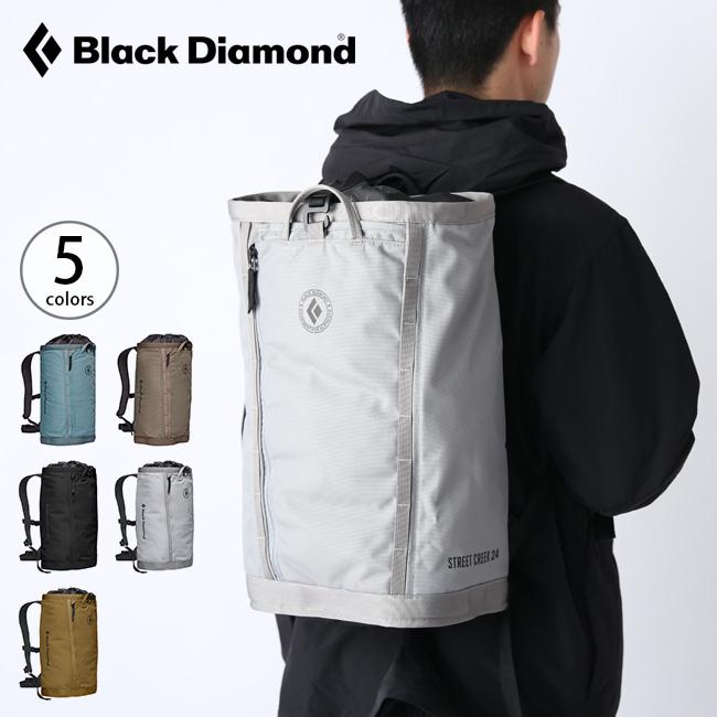 ブラックダイヤモンド ストリートクリーク24 Black Diamond STREET CREEK 24 BD55004 バッグ バックパック デイパック ザック リュック タウンユース アウトドア <2020 春夏>