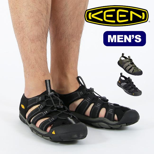 キーン クリアウォーター CNX KEEN CLEARWATER CNX メンズ サンダル 靴 防水サンダル ストラップ シューズ アウトドア <2020 春夏>