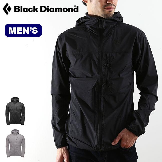 ブラックダイヤモンド メンズ アルパインスタートフーディー Black Diamond ALPINE START HOODY メンズ BD65871 フーディ ジャケット シェルジャケット アウターシェル アウトドア <2020 春夏>