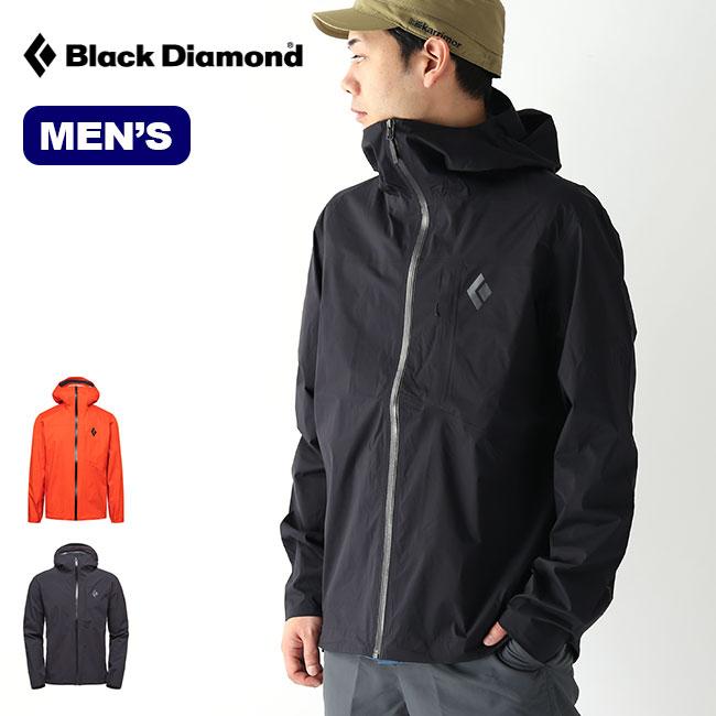 ブラックダイヤモンド メンズ ファインラインストレッチレインシェル Black Diamond FINELINE STRETCH RAIN SHELL メンズ BD65010 シェルジャケット レインウェア レインジャケット アウトドア <2020 春夏>