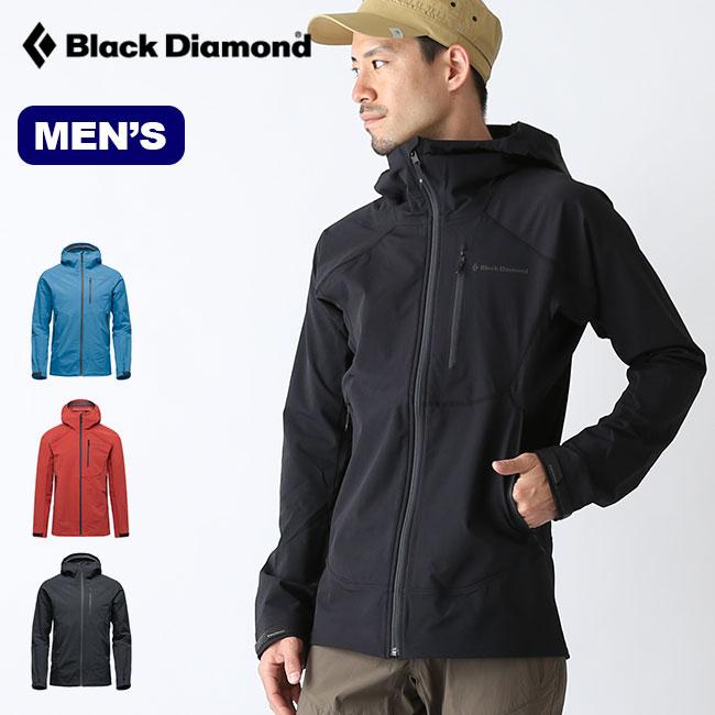 ブラックダイヤモンド メンズ サークシェル Black Diamond CIRQUE SHELL BD65900 ジャケット シェルジャケット クライミングジャケット アウター アウトドア <2020 春夏>