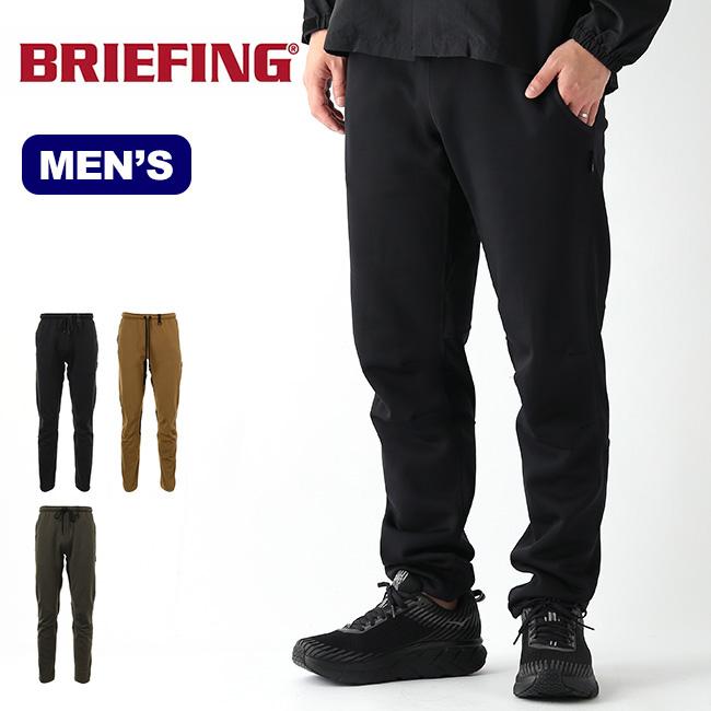 ブリーフィング ポーラテッククリティカルハイパーストレッチイージーパンツ BRIEFING メンズ BRM201M05 ロングパンツ パンツ ボトムス ズボン イージーパンツ <2020 春夏>