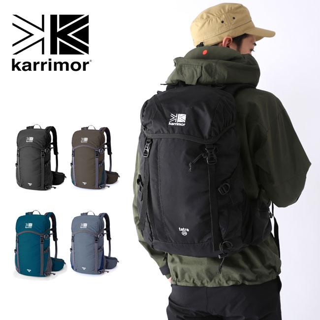 カリマー タトラ 25 karrimor tatra25 リュック バックパック ザック アウトドア <2020 春夏>