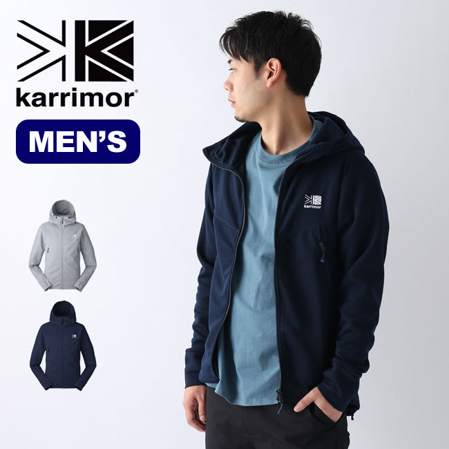 カリマー k-DKパーカ karrimor k-DK parka パーカー アウター メンズ アウトドア <2020 春夏>