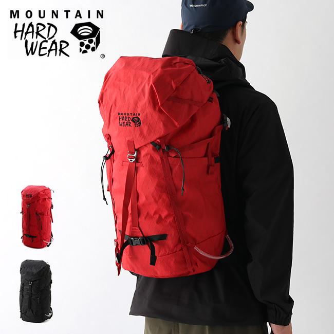マウンテンハードウェア スクランブラー35バックパック Mountain Hardwear Scrambler 35 Backpack OU7563 バックパック リュック ザック リュックサック アルパイン クライミング アウトドア <2020 春夏>