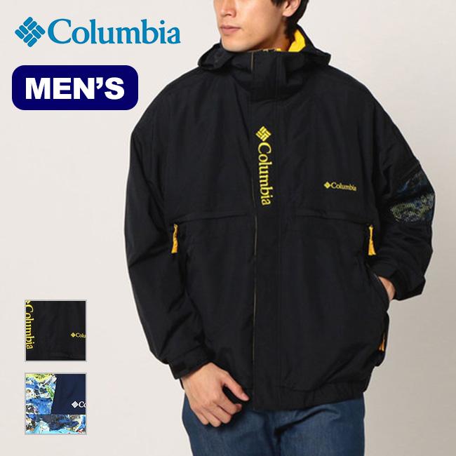 コロンビア ウルフロードジャケット Columbia Wolf Road Jacket メンズ PM3796 アウター ジャケット ウインドシェル 撥水 Chris Namaizawa アウトドア <2020 春夏>
