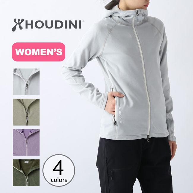 フーディニ アウトライトフーディ HOUDINI W's Outright Houdi ウィメンズ レディース 129664 フーディ フーディー フードジャケット フリース アウター アウトドア <2020 春夏>