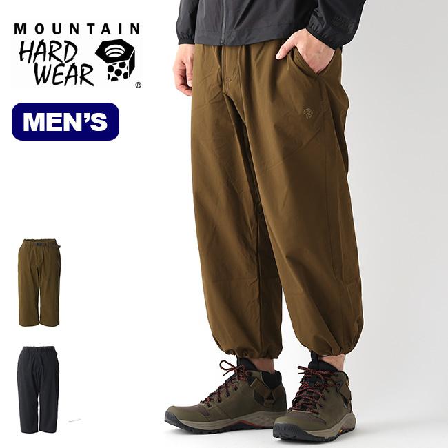 マウンテンハードウェア アセントパンツクロップドパンツ Mountain Hardwear Ascent Cropped Pant メンズ OE9162 パンツ クロップドパンツ ロングパンツ ボトムス アウトドア <2020 春夏>
