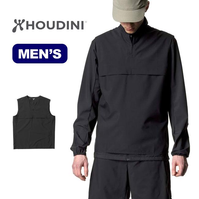 フーディニ メンズ トレイルベスト HOUDINI Trail Vest メンズ 258714 トップス プルオーバー ベスト アウトドア <2020 春夏>