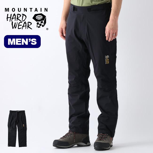 マウンテンハードウェア コヒージョンパンツ Mountain Hardwear Cohesion Pant メンズ OE9147 ロングパンツ パンツ シェルパンツ ボトムス アウトドア <2020 春夏>