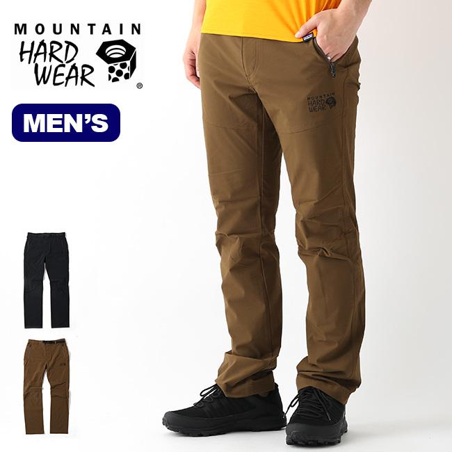 マウンテンハードウェア ダイヘドラルプリカーブパンツ Mountain Hardwear Dihedral Precurve Pant メンズ OE9159 ロングパンツ パンツ 長ズボン ストレッチパンツ ボトムス アウトドア <2020 春夏>
