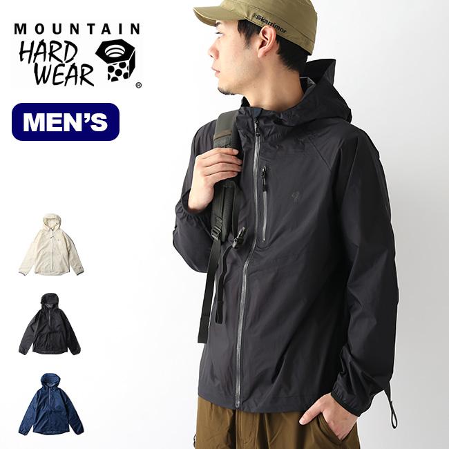 マウンテンハードウェア リロイジャケット Mountain Hardwear Leroy Jacket メンズ OE9149 ジャケット シェルジャケット アウター アウトドア <2020 春夏>