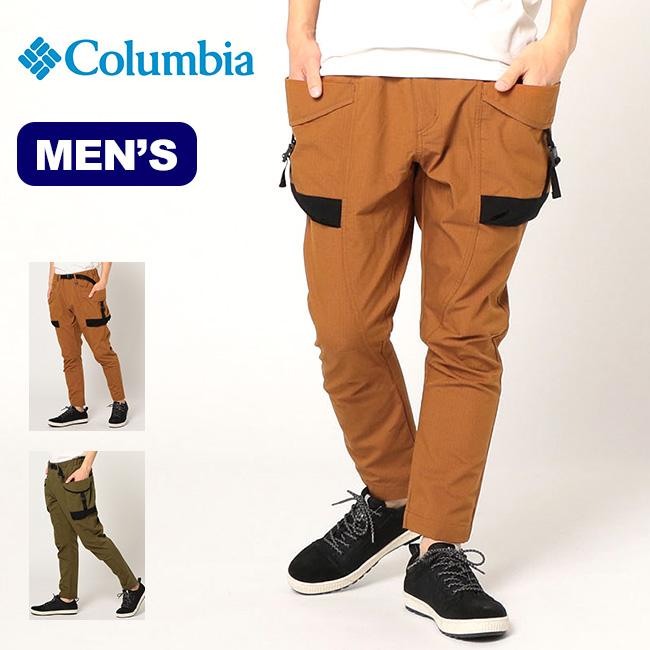 コロンビア コニーブラッシュパンツ Columbia Coney Brush Pant メンズ PM4990 ボトムス パンツ ロングパンツ アウトドア ストレッチ テーパード <2020 春夏>