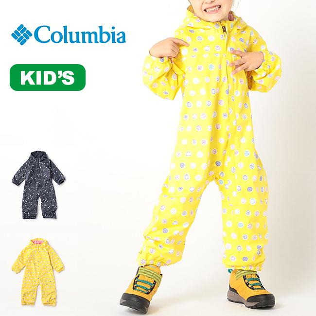 コロンビア クリッタージッターズプリンテッドレインスーツ Columbia Critter Jitters Printed Rain Suit 子ども キッズ 子供 幼児 園児 RC0026 レインスーツ つなぎ レインウェア アウトドア2020 春夏dsCrtQxBh