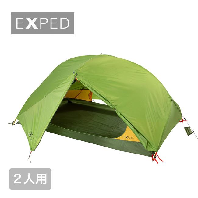 エクスペド リラ2 EXPED LYRA2 391111-B11 テント 二人用 キャンプ ツーリング アウトドア <2020 春夏>