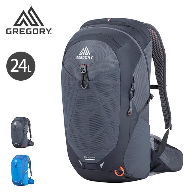 グレゴリー ミウォック24 GREGORY MIWOK 24 メンズ レディース ユニセックス リュック ハイキング トレイル トレイルランニング 24L アウトドア <2020 春夏>