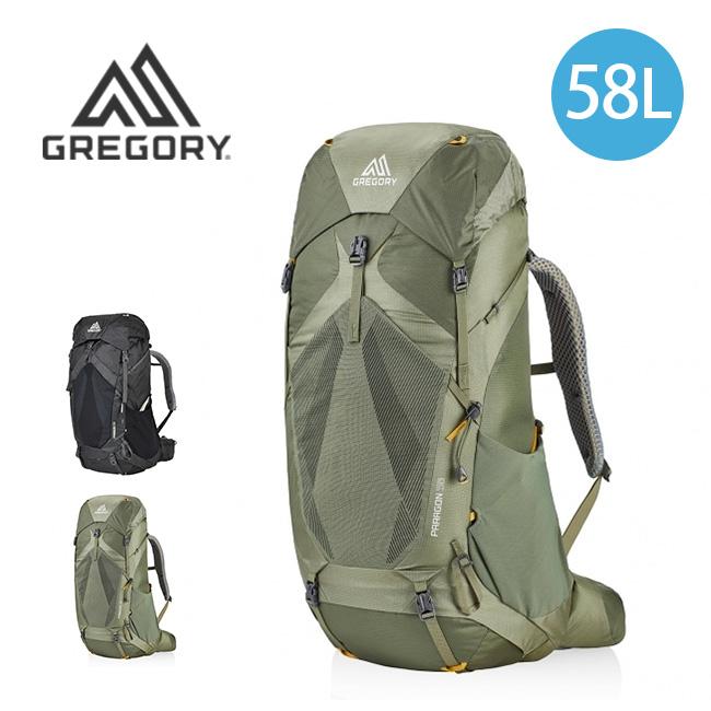 グレゴリー パラゴン58 GREGORY PARAGON 58 バッグ ザック リュック バックパック 登山用 58L アウトドア <2020 春夏>