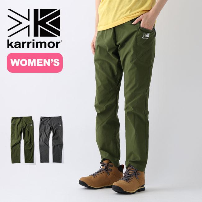 カリマー キャニオン【ウィメンズ】パンツ karrimor canyon W's pants レディース ズボン 長ズボン アウトドア <2020 春夏>