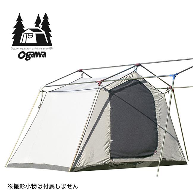 オガワ ロッジシェルター用 TCインナー5人用 OGAWA 3593 インナーテント キャンプ シェルター アウトドア <2020 春夏>
