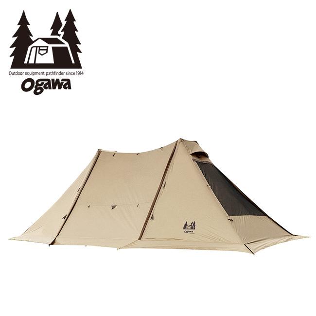 オガワ ツインクレスタ OGAWA Twin Cresta 3347 テント タープ アウトドア <2020 春夏>