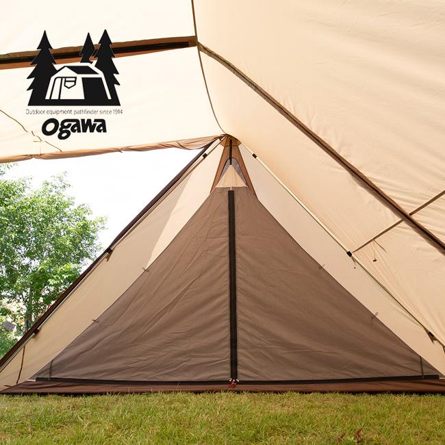 オガワ ツインピルツフォークL用ハーフインナー OGAWA 3569 インナーテント キャンプ シェルター アウトドア <2020 春夏>