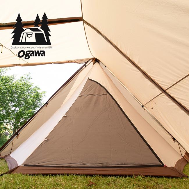 オガワ ツインピルツフォークL用フルインナー OGAWA 3568 インナーテント キャンプ シェルター アウトドア <2020 春夏>
