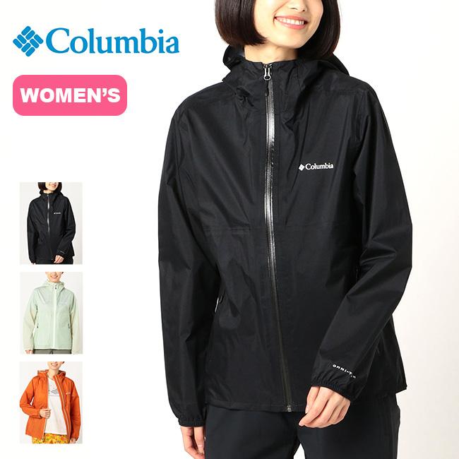 コロンビア ライトクレスト ウィメンズ ジャケット Columbia Light Crest Women'S Jacket レディース PL3157 ジャケット 防水ジャケット シェルジャケット アウター アウトドア <2020 春夏>