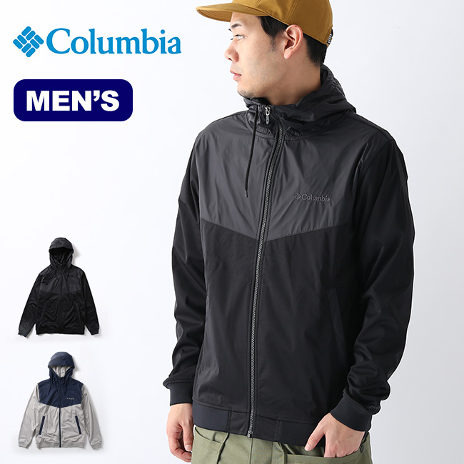 コロンビア リンビルダッシュフーディー Columbia LINVILLE DASH HOODIE メンズ PM1890 フーディー ジャケット アウター アウトドア <2020 春夏>