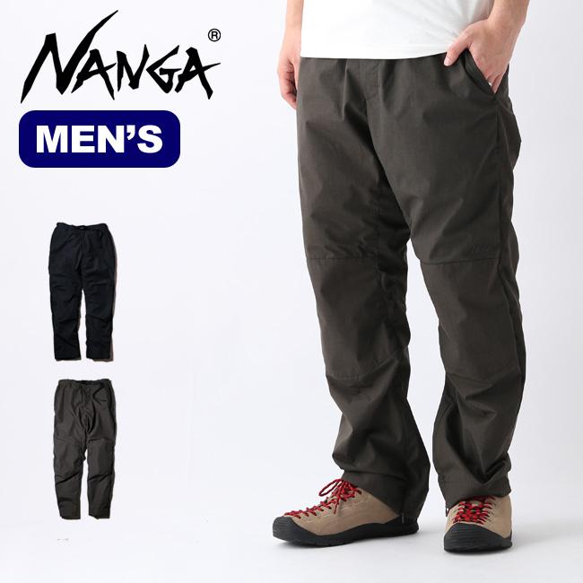 ナンガ タキビフィールドオーバーパンツ メンズ NANGA TAKIBI FIELD OVER PANTS メンズ パンツ 長ズボン ズボン アウトドア <2020 春夏>
