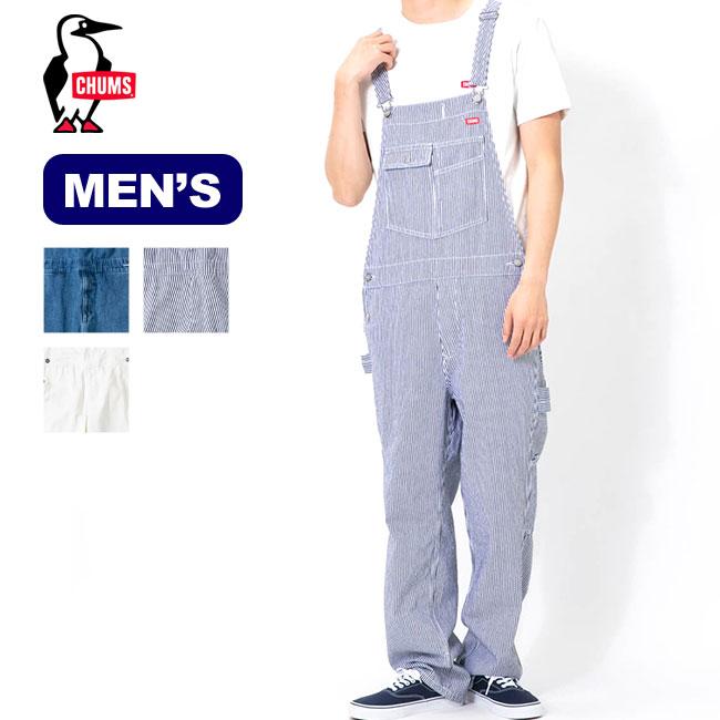 チャムス オーバーオールデニムパンツ メンズ CHUMS Overall Denim Pants メンズ CH03-1183 オーバーオール サロペット アウトドア <2020 春夏>
