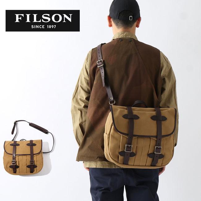 フィルソン ミディアムフィールドバッグ FILSON MEDIUM FIELD BAG メンズ レディース 8040-46-61011 ショルダー アウトドア <2020 春夏>