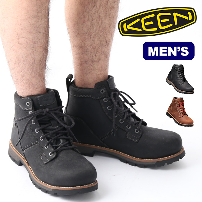 キーン シアトル6 AT WP KEEN SEATLLE 6 AT WP メンズ ブーツ ワークブーツ 防水ブーツ アウトドア <2020 春夏>
